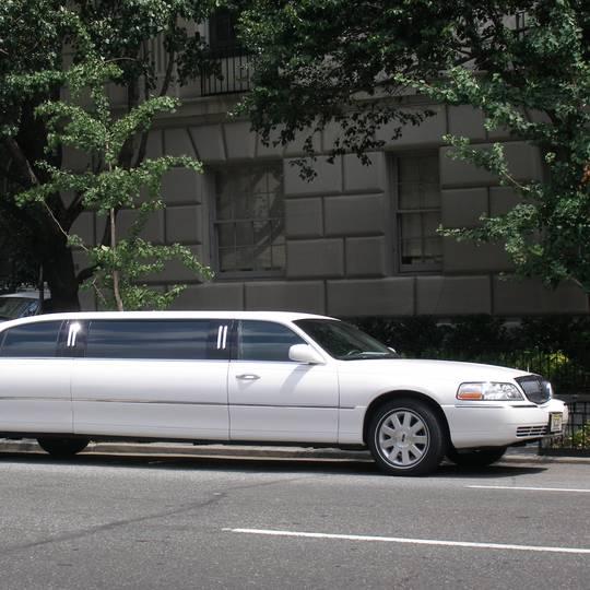Stretch-Limousine